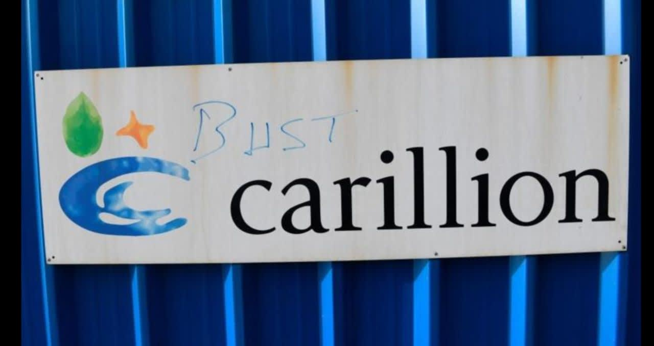Carillion affect update