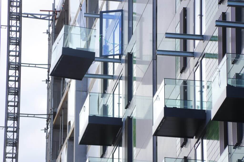 Understand Glide-On™ Balconies