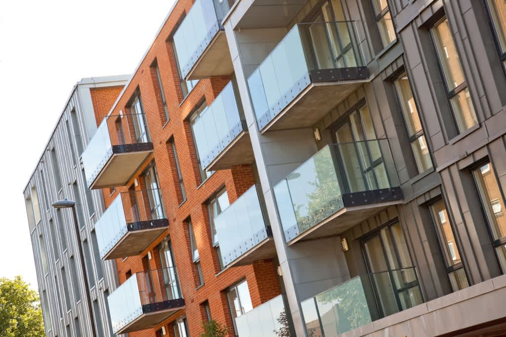 Sapphire's Glass Balcony Balustrades Make a Difference to New Apartment Homes