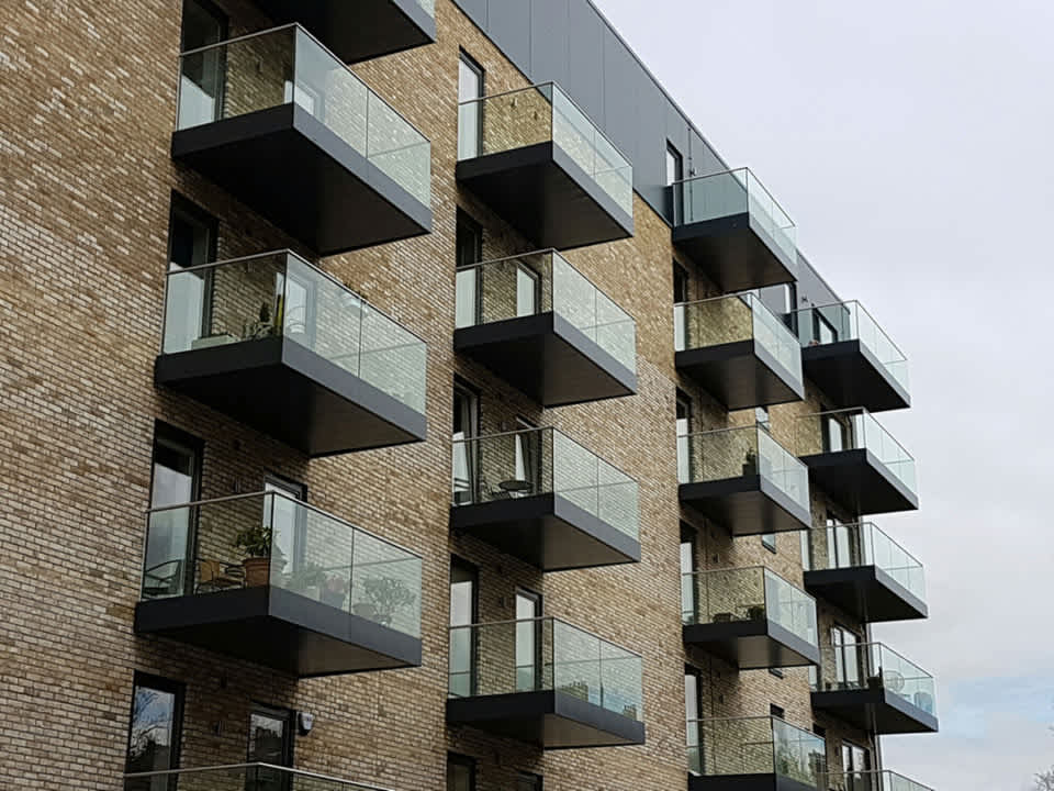 Balcony innovation by Sapphire glides to success at Glasgow development