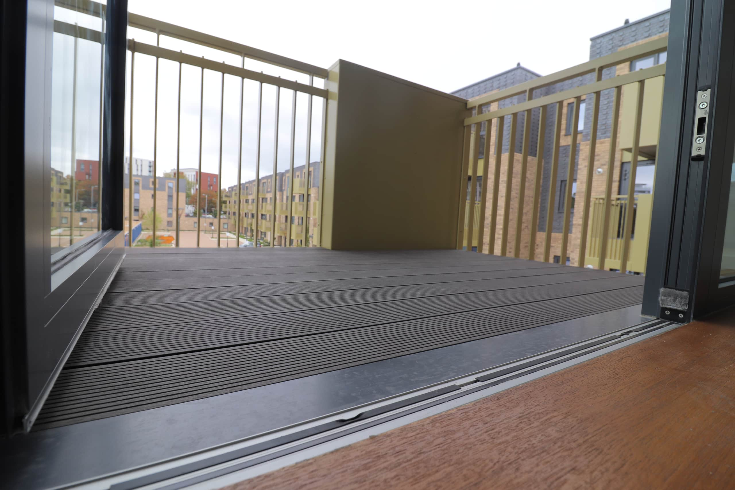 Designing Balconies for Disabled People